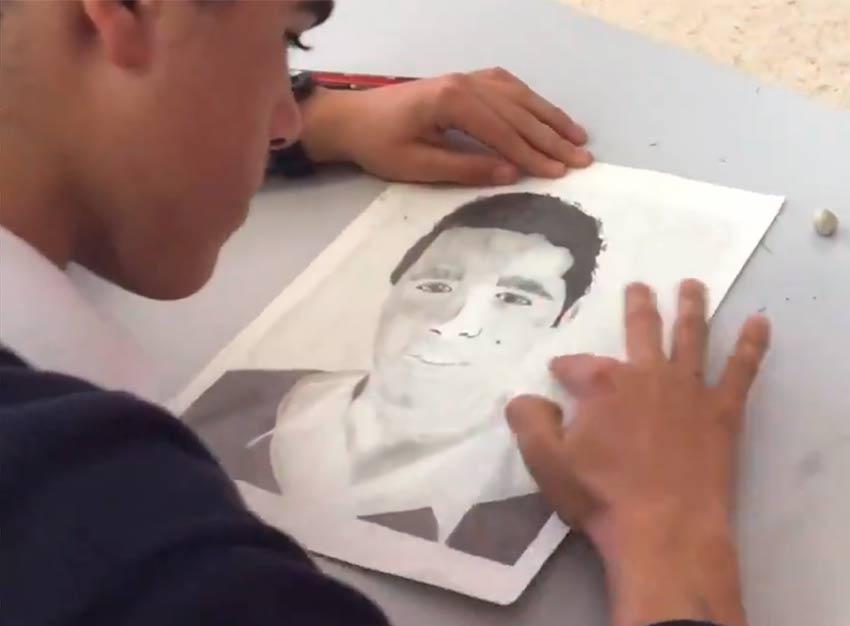 Desarrollando la competencia artística en 2º de ESO