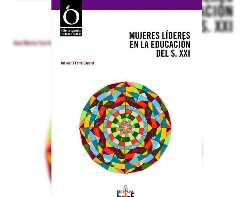 """Profesionales de COAS coprotagonizan el libro """"Mujeres líderes en la Educación del siglo XXI"""""""
